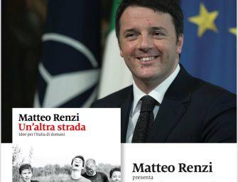 """""""Un'altra strada"""", Matteo Renzi a Scandiano"""