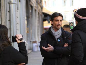 Roberto Salati: ecco la Reggio che ho in mente