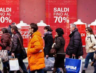 Sabato 4 gennaio cominciano i saldi anche in Emilia-Romagna