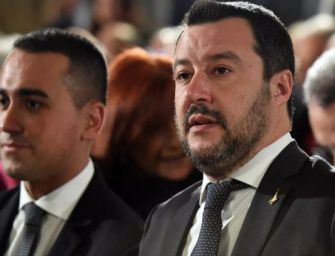 Di Maio-Salvini, il patto è alla fine
