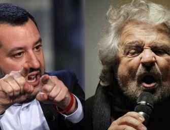 Un M5s diviso vota su Salvini, Grillo sarcastico: per dire sì, vota no