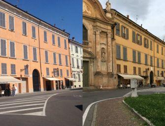 Centro storico, 28 facciate di antichi palazzi messe a nuovo