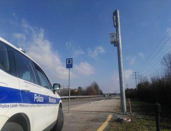 Da mezzanotte attivo l'autovelox sulla sp per Cavriago: limite 70 km/h