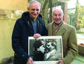 Monsignor Zuppi-don Camillo e Bertinotti-Peppone a Busseto