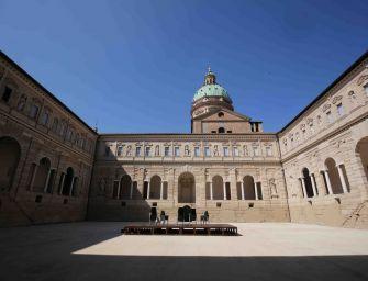 Reggio, i Chiostri di S. Pietro riaprono dopo l'intervento di recupero e valorizzazione
