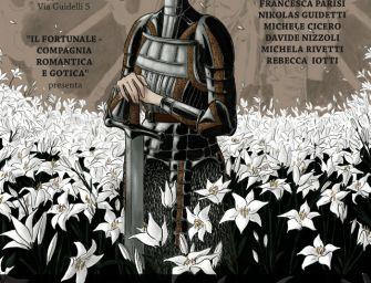 """Venerdì 29 marzo al teatro S. Prospero di Reggio """"Giovanna D'Arco. Guerriera, martire, donna"""""""