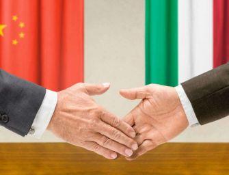 Accordi Cina: cosa conviene all'Italia?