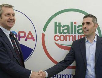 Elezioni europee, Pizzarotti va con +Europa