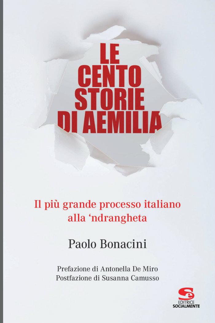 Le cento storie di Aemilia - copertina