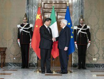 Cina, per Reggio più import che export