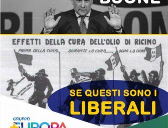 +Europa: frasi di Tajani su Mussolini imbarazzanti per i liberali e l'Italia