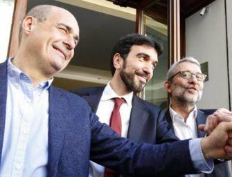 In Emilia in 180mila, vince Zingaretti