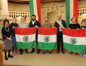 Reggio. Primo Tricolore ad associazioni che operano contro le mafie