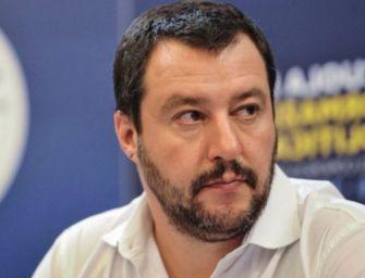 Salvini sul caso Giulia Sarti: vicenda disgustosa e molto grave