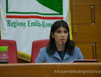 Regione, Ottavia Soncini apre la Sessione Europea dell'Assemblea