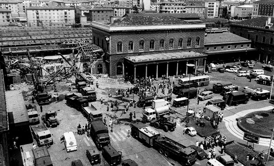 Strage alla stazione di Bologna - 2 agosto 1980
