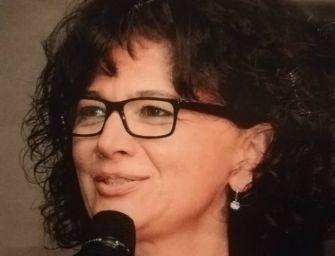 SiAmo Novellara candida sindaco Angela Tagliavini