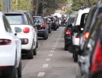 Incidente in A1, ingolfata la via Emilia