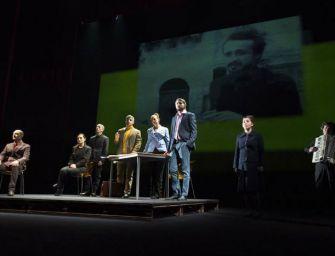 """Al teatro Ariosto di Reggio """"Va pensiero"""", l'Italia di Martinelli tra pantano e speranza"""