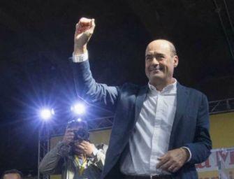 Zingaretti: Pd governi. Niente furbizie con i 5s