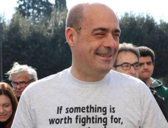 Primarie Pd, trionfo per Zingaretti: 70%
