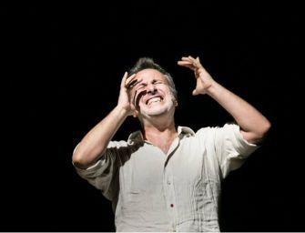 """Anche a Reggio """"L'Abisso"""" di Davide Enia: vita e morte sull'isola della disperazione"""