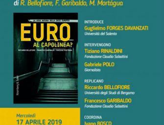 """""""Euro al capolinea?"""" Se ne discute alla Camera del lavoro di Reggio"""