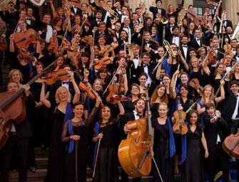 Il 9 aprile al teatro Valli di Reggio la grande musica della European Union Youth Orchestra