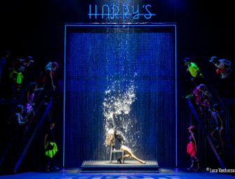 """Dal 5 al 7 aprile al teatro Valli di Reggio """"Flashdance il Musical"""""""
