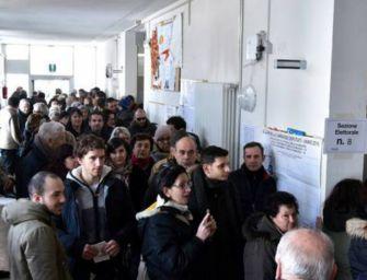 Europee, in Emilia al voto in 3,5 milioni