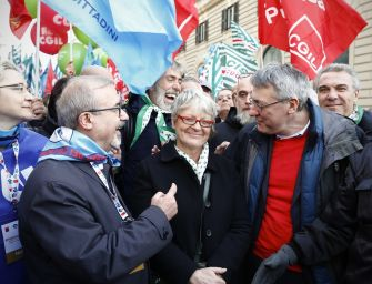 Festa 1° maggio, manifestazione unitaria a Bologna