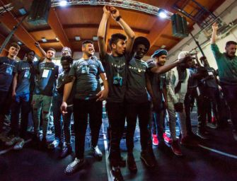 La band multietnica Marinai in concerto al SalvaterraRock