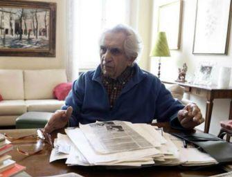 L'Anpi ricorda Otello Montanari: partigiano, deputato e uomo scomodo del 'chi sa parli'