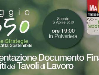 Sabato 6 aprile alla Polveriera 120 progetti per la città sostenibile del futuro con Reggio2050