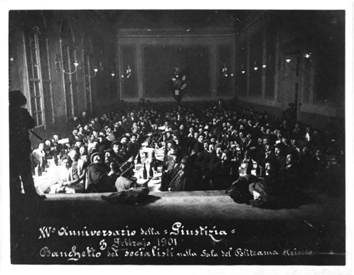 Sala Verdi Teatro Ariosto di Reggio Emilia – 1901