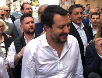 Salvini sui giudici: c'è chi fa politica