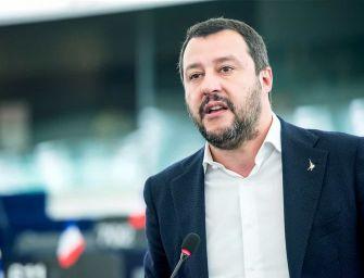 Salvini sul governo: io non mollo