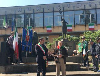 Medaglia di bronzo al valore militare per Cavriago