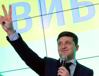In Ucraina vince il 'Servo del Popolo'