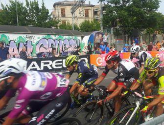 Passa il Giro d'Italia, il 22 maggio a Reggio cambia la viabilità