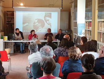 Istoreco e Reggio-Africa: archivio Dina Forti con il vescovo Matteo Zuppi