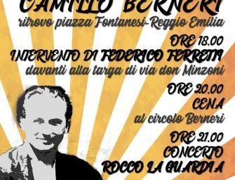 Reggio, gli anarchici ricordano Camillo Berneri