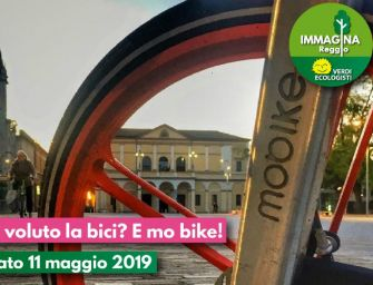 Video 24emilia. Il tour di Immagina Reggio in mobike
