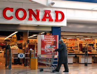 """Il 26 settembre in oltre 40 punti vendita del territorio reggiano """"Dona una spesa"""" con Conad"""