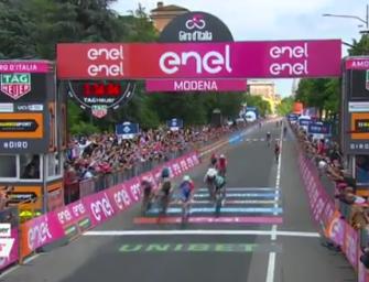 Giro d'Italia, il via da Carpi e passa da Reggio