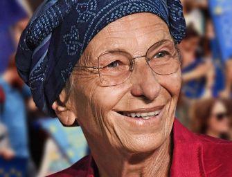 Emma Bonino (+Europa): sosteniamo con convinzione il sindaco Vecchi