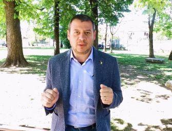 """Elezioni 2019, scende in campo Manuel Ghilardelli: """"Con me in Europa da ribelli"""""""