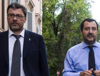 Liti nel governo, Giorgetti (Lega): così non si può andare avanti