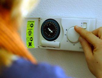 Reggio, prorogata l'accensione del riscaldamento fino al 14 maggio