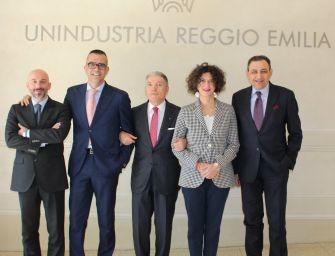 Unindustria incontra i candidati sindaco di Reggio Emilia